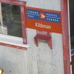 Kildonan floating Post Office