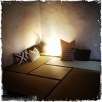 Room with tatami