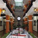 Area Interna del Hotel con Internet de Alta Velocidad