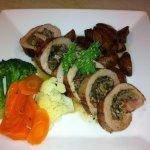 stuffed pork tenderloin