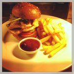 PeriPeri Chicken Burger $18