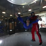 My iFly experience, the smile says it all!