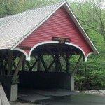 Fabulous covered bridge!