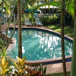Our SPECTACULAR Pool Area