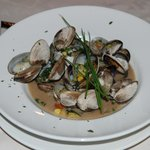Clam entree