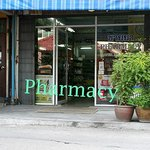 How to reach us: Pharmacy (Soi Sri bumphen)