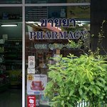 How to reach us: Pharmacy label