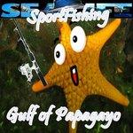 Happy and fun sea star native fisher Gulf