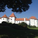 The castle Varazdin