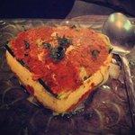 raw love lasagne