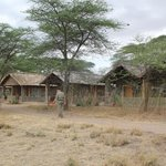 Small individual cabins