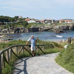 One of Llanes beaches