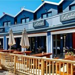 Visit Col'Cacchio pizzeria Knysna & be inspired by both the beauty of the Thesen Islands.