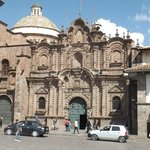Cusco:plaza de armas