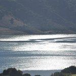 Il lago sul Flumendosa