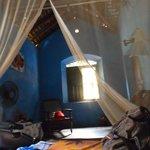 My bedroom on the bottom floor