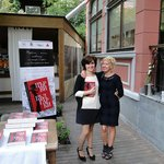 Olga Georgieva, manager di TARA Publishing