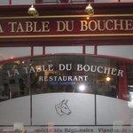 Photo of La Table du Boucher