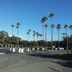 Hotel drive
