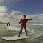 Josh Rudd, having fun, fun, fun!!