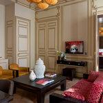Suite de Gagny - Salon Boudoir