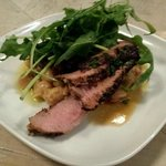 Lamb, Chickpea and Rocket -  Only £5