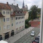 vista da catedral de Ulm