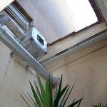 балкон-колодец