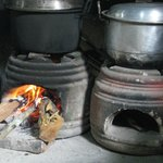 Authentic Balinese Cooking Experience: Wood-fired