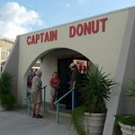 Captain Donut Foto