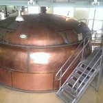 Inside the Brewery