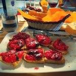 Fresh pomodoros