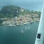 Bellagio from float plane