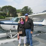 Float plane ride - reserve early