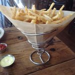 Those delicious truffle fries