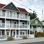 The Water's Edge Inn, Baddeck, Cape Breton, Nova Scotia