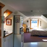 Studio Apartment at the Water's Edge Inn, Baddeck, Cape Breton, Nova Scotia