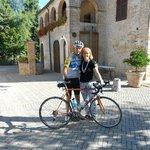 Il Canto del Sole ready to ride