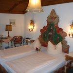 Nice room at Hotel Alpenrose