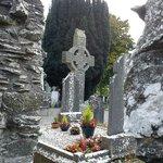 La croce celtica più alta