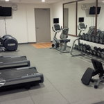Tudor Arms Doubletree fitness room