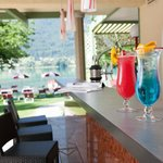Cocktail am See