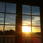 Morgensol i værelset