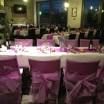 receptions et mariages