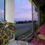window seat at Tango-Port de Pollenca