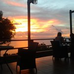 Panoramic Sea View Deck