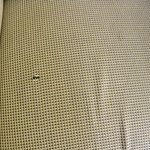 Holes in chair