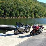 Motorcyclist Paradise