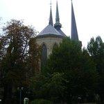 Cathedral Notre Dame, Ciudad de Luxemburgo, Luxemburgo.