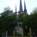 Notre Dame Cathedral, Ciudad de Luxemburgo, Luxemburgo.